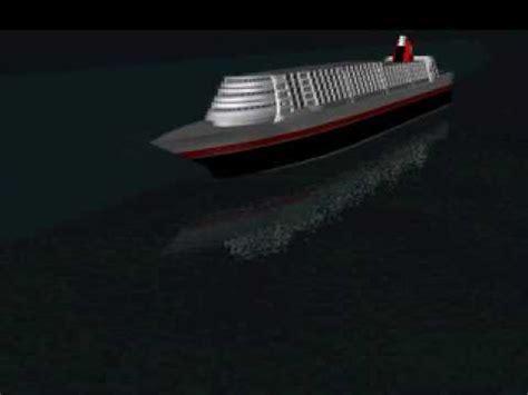 Lego Ship Sinking Titanic by Poseidon Wave Animation Youtube