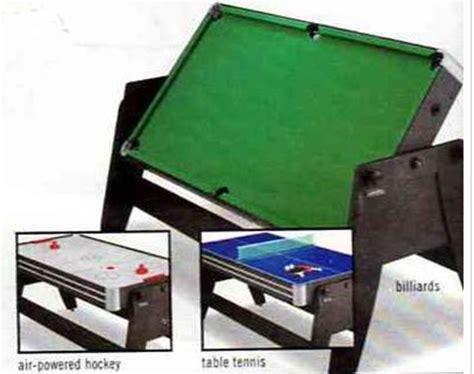 3 in one game table harvard multi fun 3 in 1 game table gadgetking com