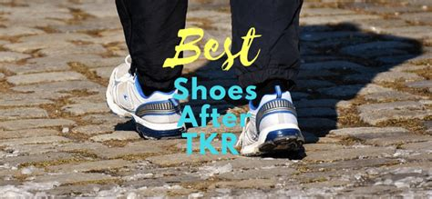 knee surgery replacement shoes wear walking total slip ons recovery running tkr sandals items