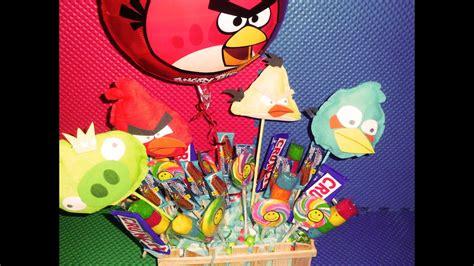 arreglo de dulces infantil y con globo f 225 cil y bonito supermanualidades youtube