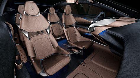 aston martin suv interior aston martin dbx concept previews an all electric suv