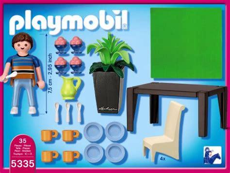 플레이모빌 Playmobil 5335  Schickes Esszimmer