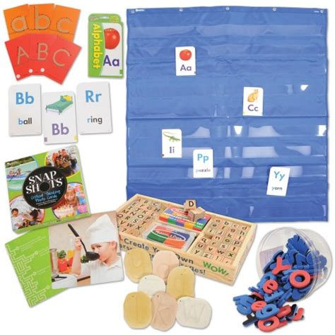 language and literacy skills kit for preschool 849   63058kit no seal