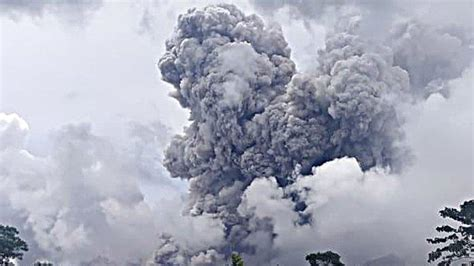 merapi  erupsi warga balerante klaten