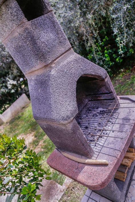 cheminee extérieure barbecue perla di macchia residence bonifacio mini villa 37 m 178