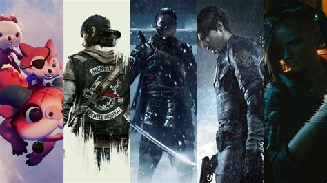The Biggest New Ps4 Games Of 2019 You Should Play