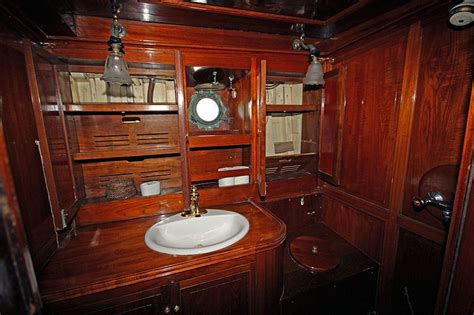 Wooden Boat Interiors by Classic Yachts Interiors Sailors And Sailboats