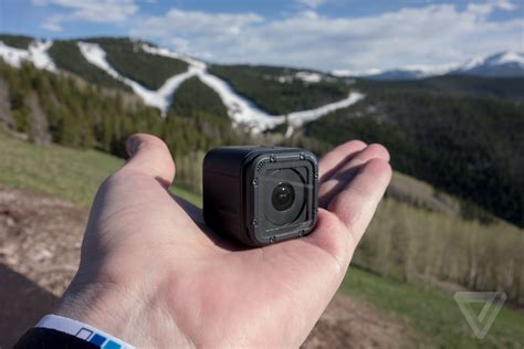 used gopro gopro s 4 session is its smallest the verge