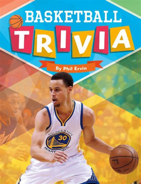 basketball trivia sports trivia  phil ervin hardcover
