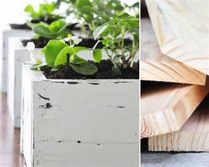 Comment Faire Un Jardinire Palette De Bois DIY Notre