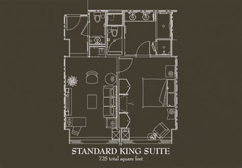 Mandalay Bay Casino Floor Plan by Rooms At Thehotel At Mandalay Bay