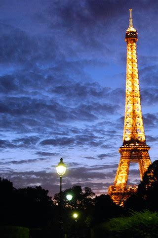 paris paris  night wallpaper