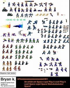 Megaman style sprites by Firewarrior117 on DeviantArt
