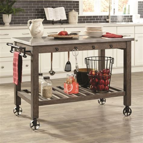 how to make a kitchen island cart kitchen island cart 9479
