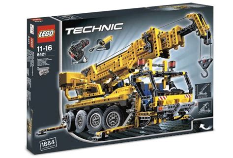 lego technic mobiele kraan lego  brickshop holland