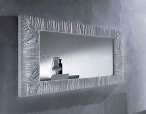 Miroir Mural Pas Cher : miroir mural design argente folda zd1 mir sam d ~ Teatrodelosmanantiales.com Idées de Décoration