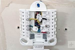 2wire Honeywell Home Thermostat Wiring Diagram
