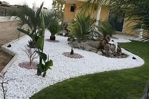 Galet De Decoration : deco exterieur jardin avec galets ardoise deco jardin inds ~ Premium-room.com Idées de Décoration