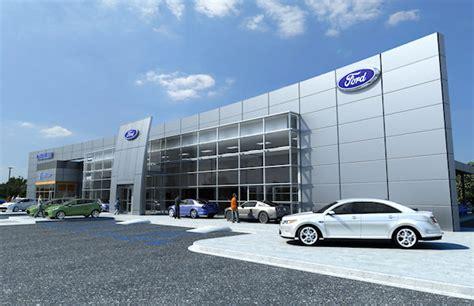 Ford Dealership « Inhabitat  Green Design, Innovation
