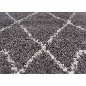 tapis blanc et gris atlubcom With tapis gris et blanc
