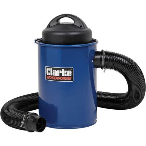 clarke cwve vacuum dust extractor  machine mart