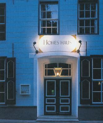 Hotel Hohes Haus (deutschland Greetsiel) Bookingcom
