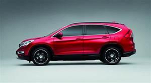 Nouveau Honda Cr V : news automoto honda cr v 2015 un l ger lifting pour le ~ Melissatoandfro.com Idées de Décoration