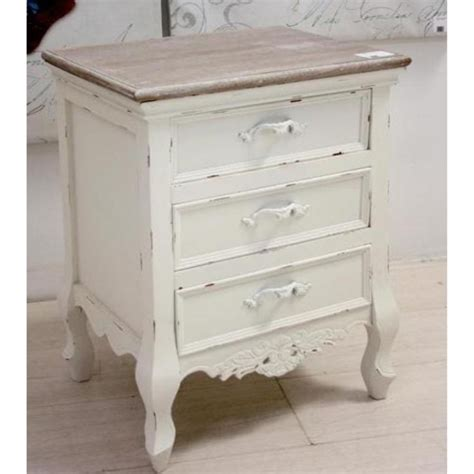 comodini shabby comodino legno shabby chic mobili provenzali shabby chic