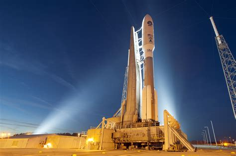 Final ULA Launch For 2016 Of Atlas V Is Scheduled This ...