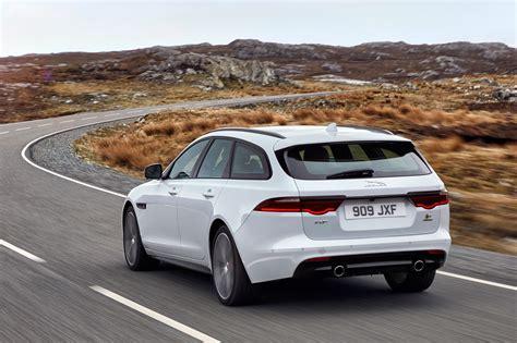 jaguar xf sportbrake jaguar xf sportbrake revealed in car magazine