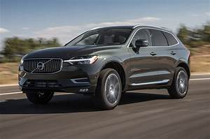Volvo Xc 60 : 2018 volvo xc60 t5 and t6 first test review motor trend ~ Medecine-chirurgie-esthetiques.com Avis de Voitures