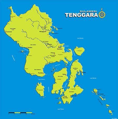 sulawesi tenggara bakal mekar jadi 2 provinsi oleh mahaji
