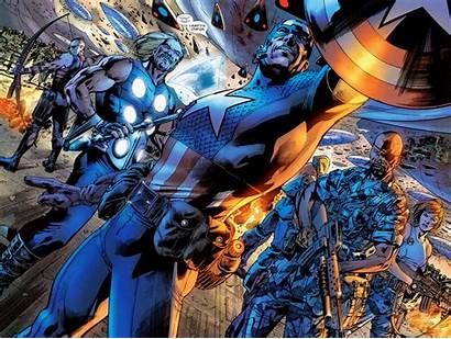 Avengers Comics Wallpapers Awesome Allhdwallpapers