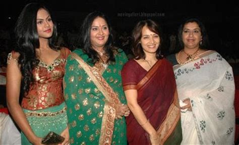 old malayalam actress karthika family karthika radha family photos movieartists