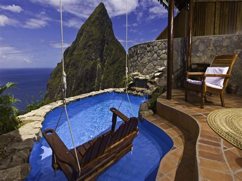 Ladera Resort Soufrière St Lucia Resort Review And Photos