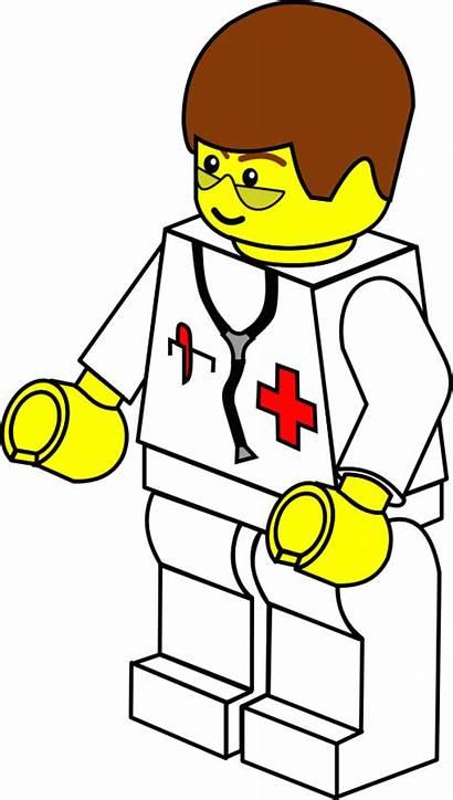Doctor Clipart Clip Advertisement Panda Lego