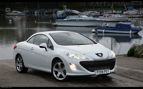 Peugeot 308 Cc by 2009 Peugeot 308 Cc Widescreen Car Pictures 06 Of