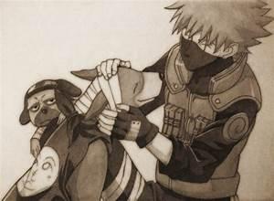 Naruto: Kakashi Hatake by HYUUGACLAN1 on DeviantArt