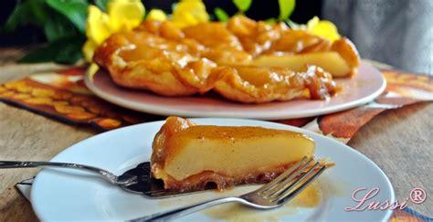 recette tarte tatin aux poires un dessert d automne s 233 duisant
