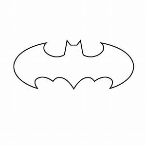 batman stencils free printable batman logo template With batman logo cake template