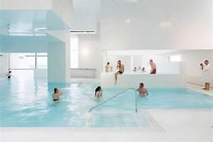 Piscine Le Havre : les bains des docks aquatic center thecoolist the ~ Nature-et-papiers.com Idées de Décoration