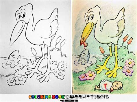 Cuadernos Infantiles Para Colorear Corrompidos