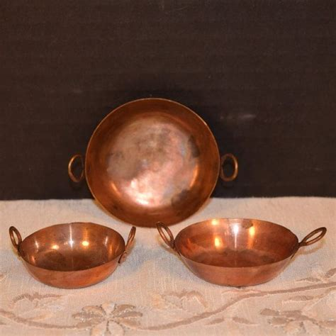 february    maggie williams  etsy copper pot set etsy vintage