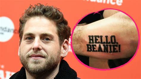 nach tod vom bruder jonah hill bekommt tattoo fuer