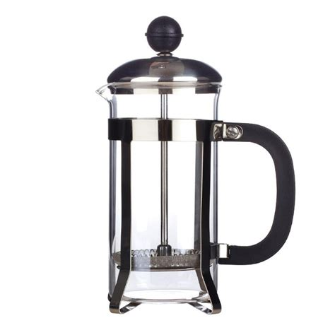 It's fairly cheap, produces rich and delicious coffee, and it's not that complicated. 2018 New Brazil French Press Coffee Maker, 12 Ounce, 0.35 Liter(3 Cup), Black-in Coffee Pots ...