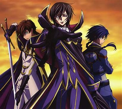 Lelouch Geass Hyuga Code Android Lamperouge Akito