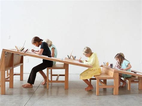 Desks For Adults by Growth Table To Accommodate The Whole Family Kidsomania