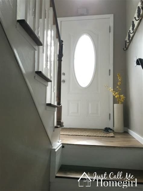 raised ranch entry reveal diy house beautiful