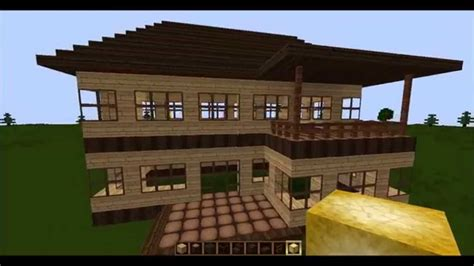 Wie Baut Moderne Häuser In Minecraft by Minecraft Tutorial Wie Baue Ich Ein Sch 246 Nes Haus Teil 1