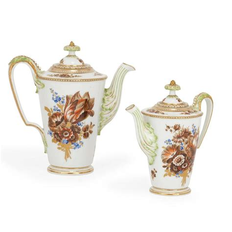 5731 tea and coffee sets meissen porcelain antique tea and coffee set for